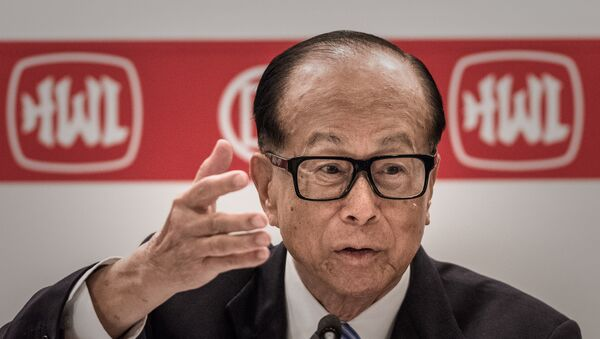 Li Ka-shing, magnate hongkonés - Sputnik Mundo