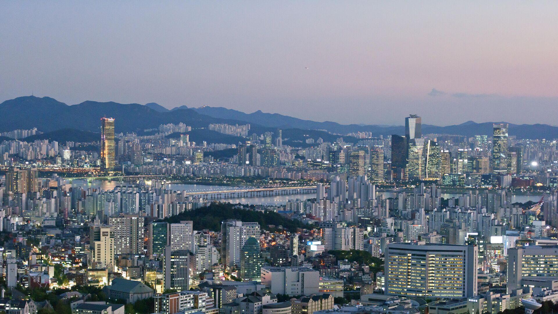 Seúl, capital de Corea del Sur - Sputnik Mundo, 1920, 29.06.2021