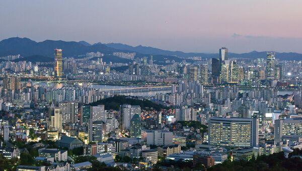 Seúl, capital de Corea del Sur - Sputnik Mundo