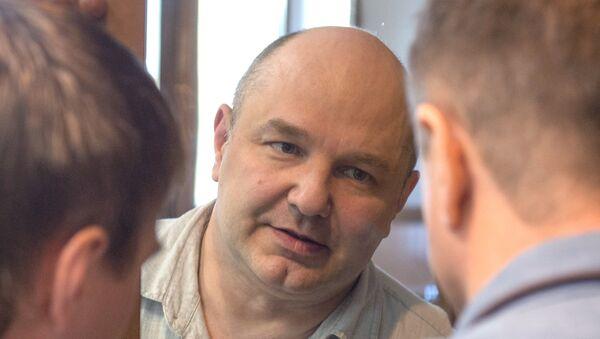 Guenadi Kravtsov, exespía ruso condenado por alta traición - Sputnik Mundo
