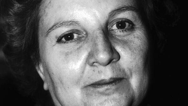 Carmen Balcells (archivo) - Sputnik Mundo