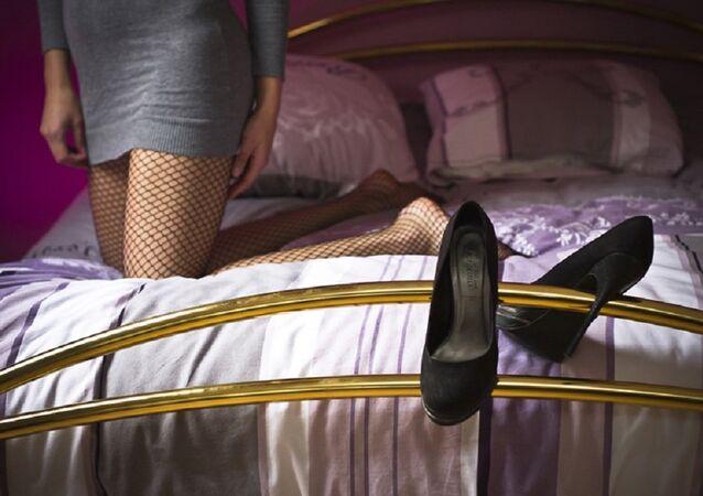 Rada de Ucrania examinará legalizar la prostitución