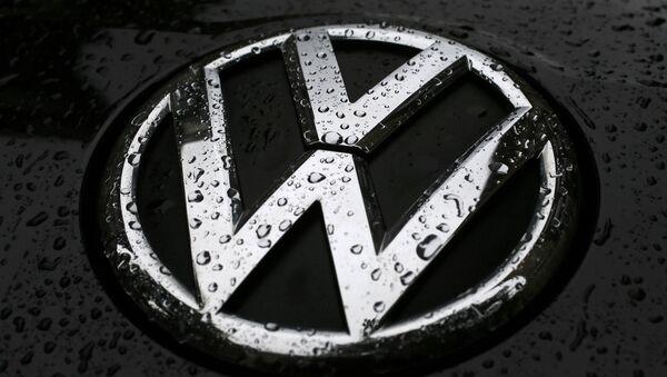 Logo de Volkswagen - Sputnik Mundo