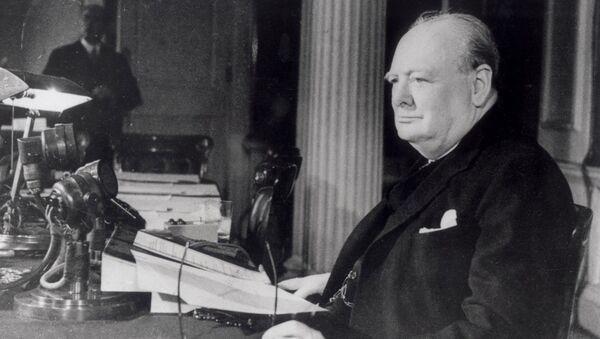 Winston Churchill - Sputnik Mundo