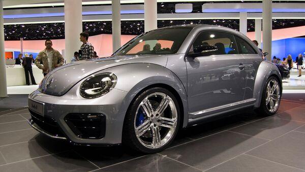 Volkswagen Beetle - Sputnik Mundo