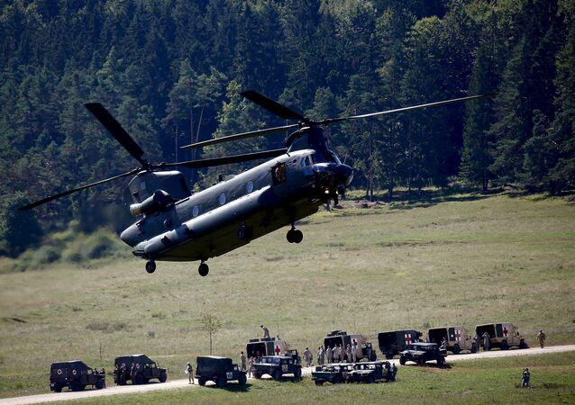 Militares de la OTAN en Alemania
