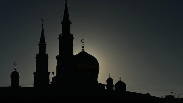 Mezquita Mayor de Moscú - Sputnik Mundo
