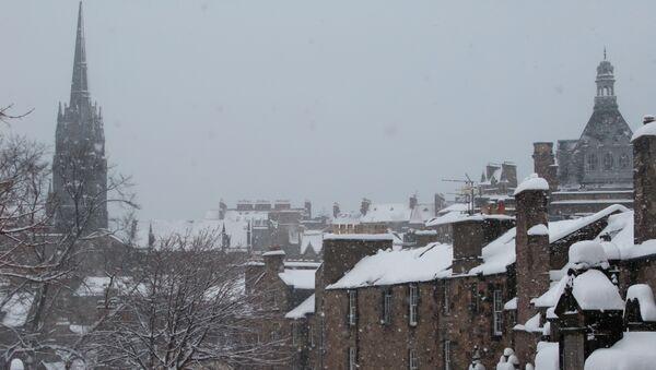 Edimburgo, Escocia - Sputnik Mundo