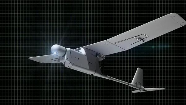 Dron surcoreano RemoEye-002B - Sputnik Mundo