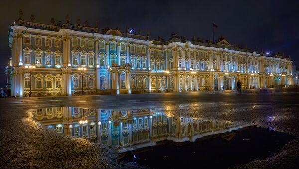 El Hermitage Estatal, San Petersburgo - Sputnik Mundo