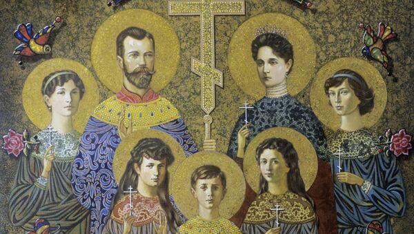 Familia real rusa Románov - Sputnik Mundo