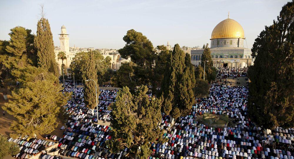 La Explanada de las Mezquitas de Jerusalén