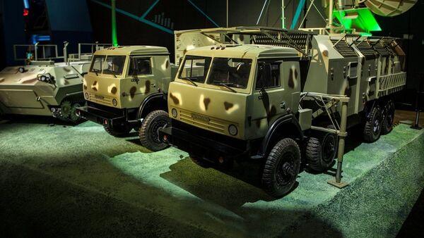 Modelos de los equipos para la lucha radioelectrónica del consorcio KRET - Sputnik Mundo