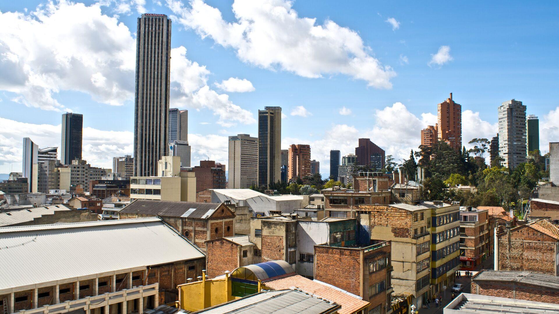 Bogotá, la capital de Colombia - Sputnik Mundo, 1920, 16.04.2021