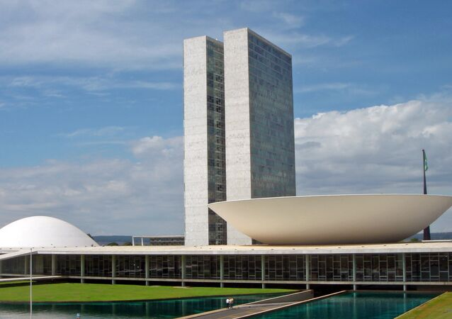 Congreso Nacional de Brasil (archivo)