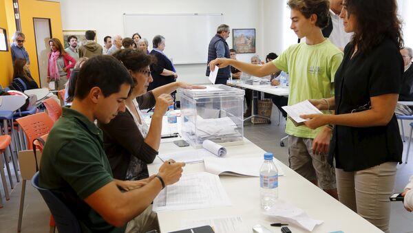 Elecciones en Cataluña - Sputnik Mundo