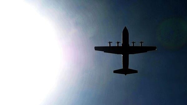 C-130J de Canadá - Sputnik Mundo