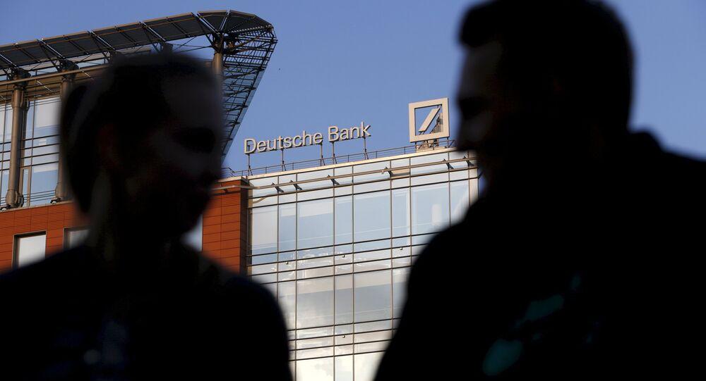 Sede de Deutsche Bank en Moscú