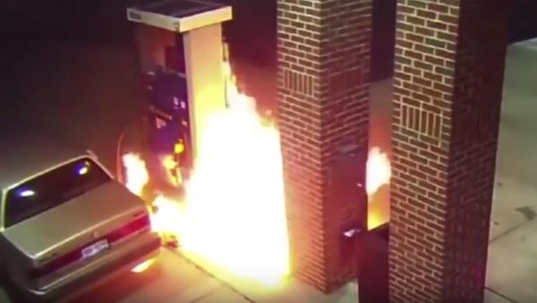 Provoca incendio al intentar matar una araña - Sputnik Mundo