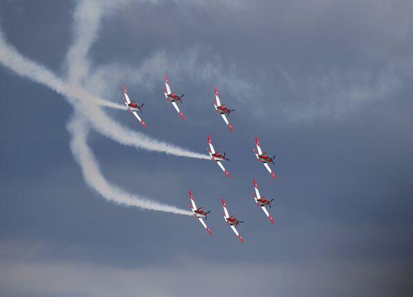 Show Aéreo Internacional en Malta - Sputnik Mundo