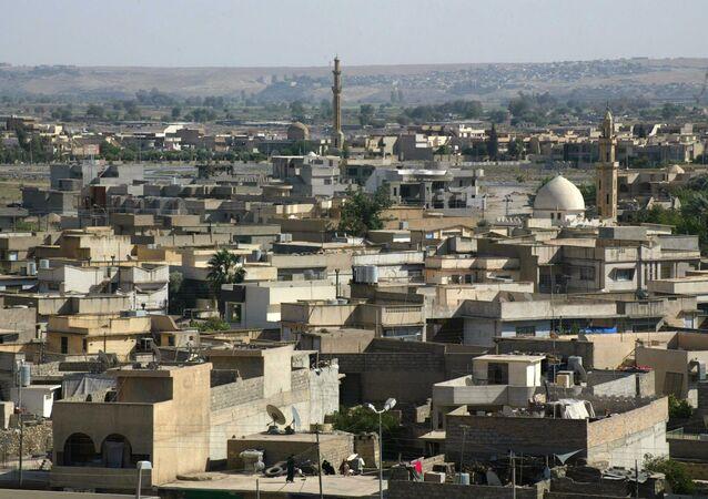 Bagdad, la capital de Irak (archivo)