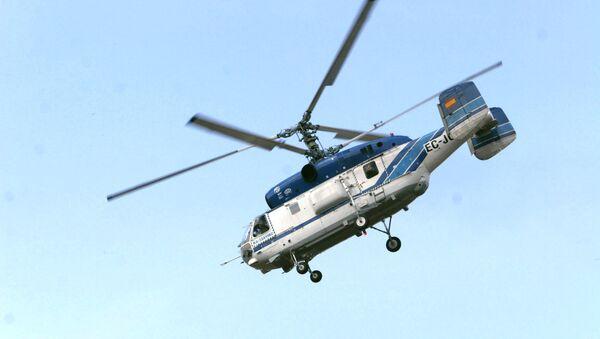 Вертолет КА-32 - Sputnik Mundo