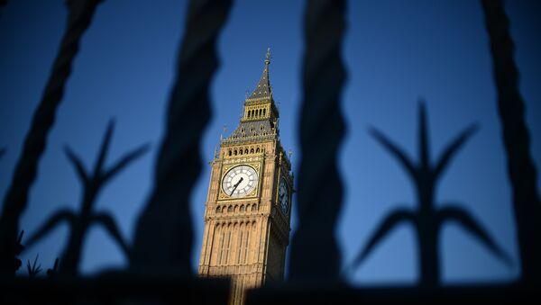 El Big Ben en Londres, Reino Unido (archivo) - Sputnik Mundo