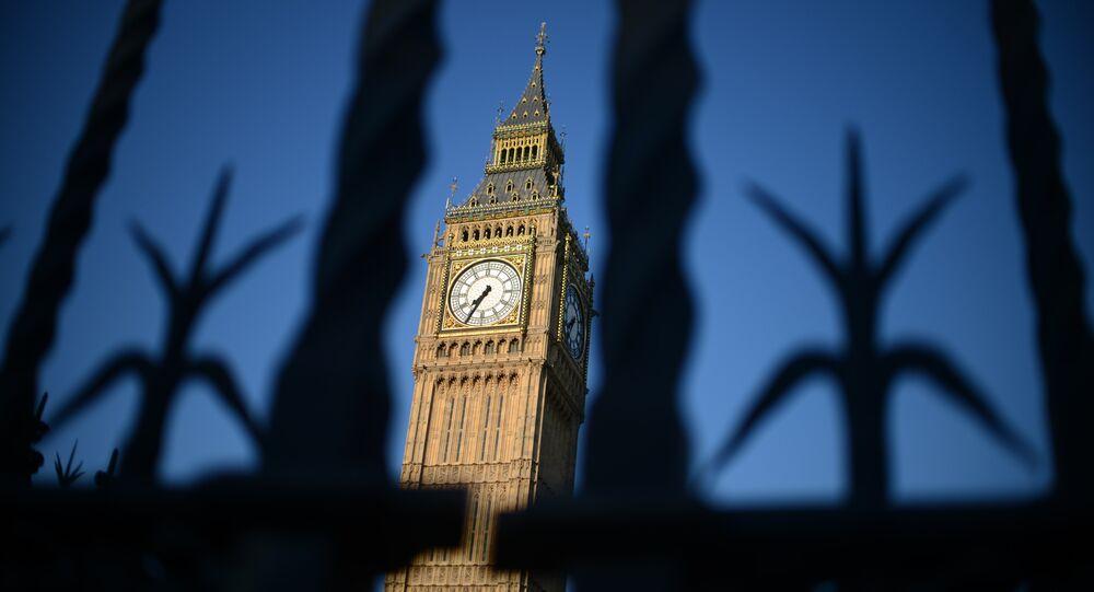 Londres, la capital del Reino Unido (archivo)