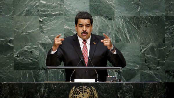 El presidente de Venezuela, Nicolás Maduro - Sputnik Mundo