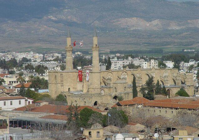 Nicosia del Norte, la capital de la República Turca del Norte de Chipre