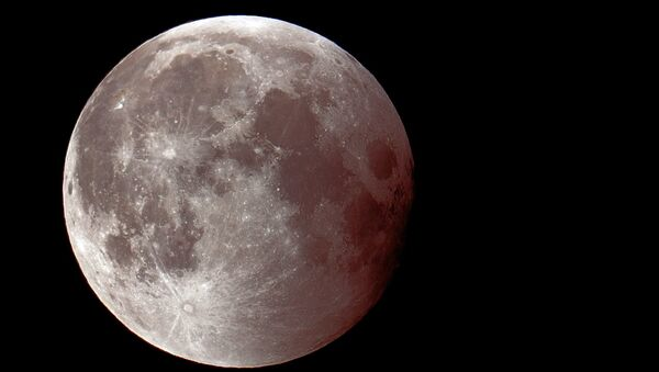 Luna, satélite de la Tierra - Sputnik Mundo