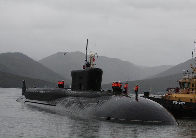 Submarino nuclear Alexandr Nevski