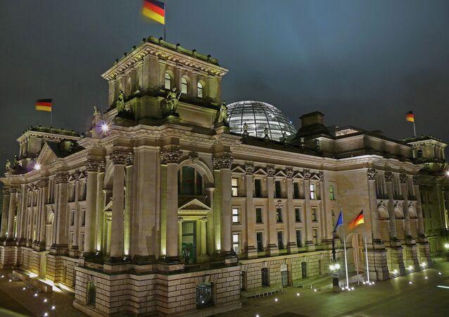 Parlamento de Alemania - Bundestag