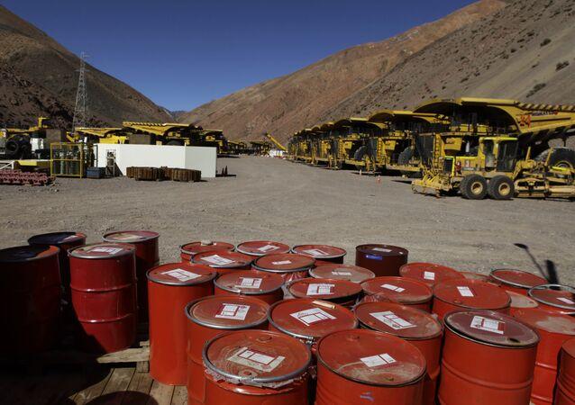 Explotación minera Pascua-Lama