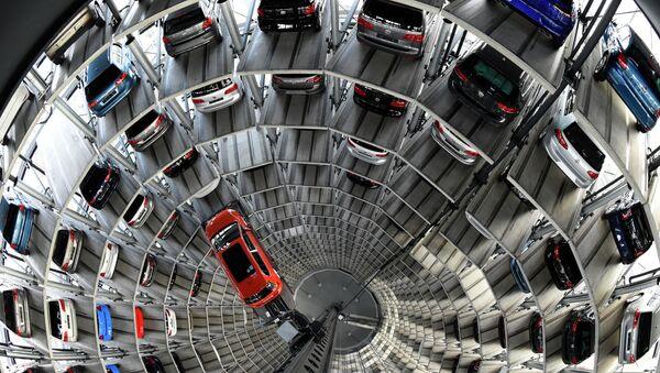 Automóviles Volkswagen - Sputnik Mundo