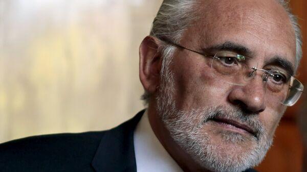 Carlos Mesa, candidato y expresidente boliviano (archivo) - Sputnik Mundo