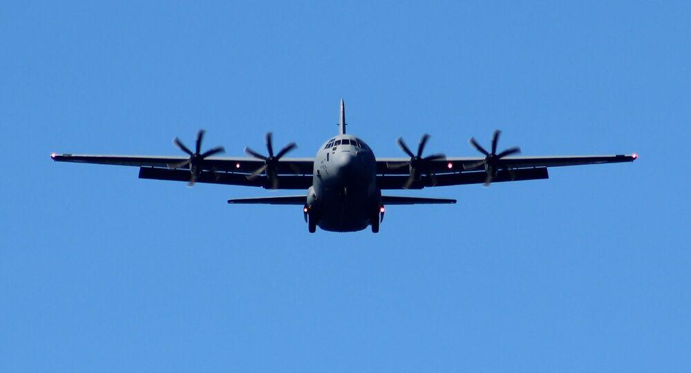 C-130 Hercules (archivo)