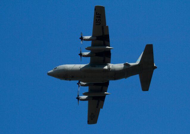 Avión C-130 Hercules