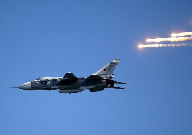 Su-24 de las FFAA de Rusia