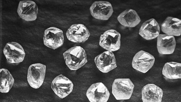 Diamantes (imagen referencial) - Sputnik Mundo