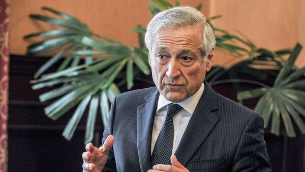 Heraldo Muñoz, canciller de Chile - Sputnik Mundo