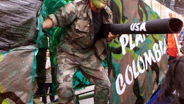 El Plan Colombia: ¿de arma de guerra a instrumento para la paz? - Sputnik Mundo