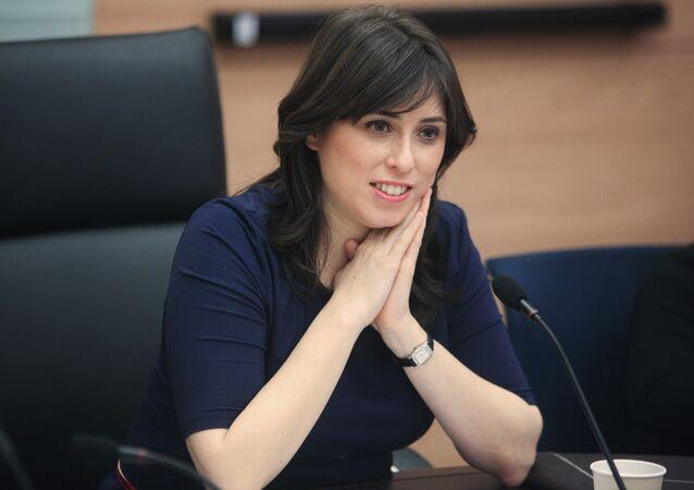 Tzipi Hotovely, viceministra de Exteriores de Israel (Archivo)