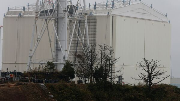 Central nuclear de Fukushima, Japón (archivo) - Sputnik Mundo