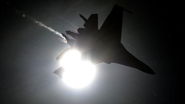 Сaza polivalente Su-30SM - Sputnik Mundo