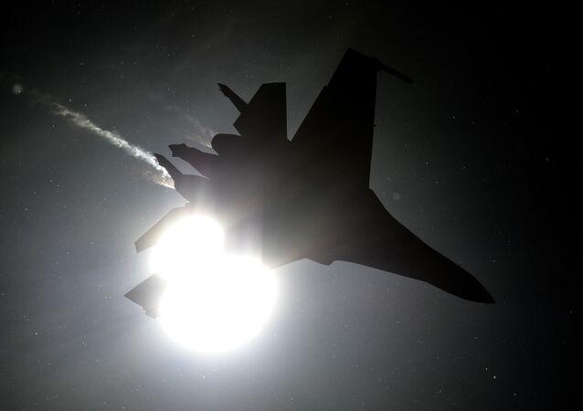 Сaza Su-30 (Archivo)