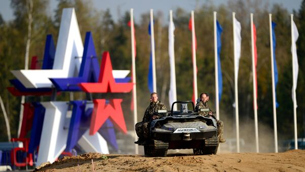 Día de la Innovación del Ministerio de Defensa - Sputnik Mundo