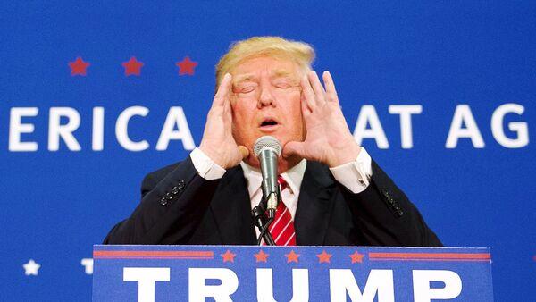 Donald Trump, candidato a las primarias del Partido Republicano de EEUU - Sputnik Mundo