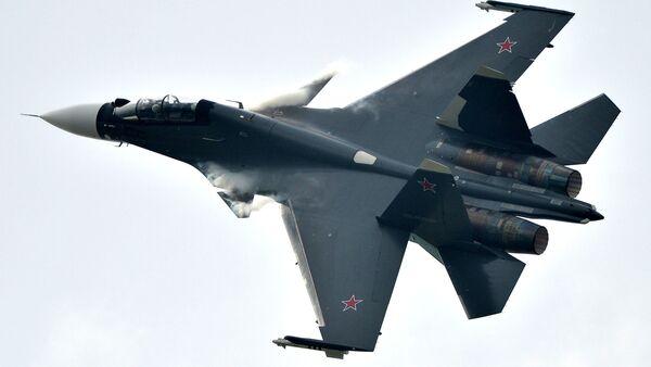 Avión Su-30 - Sputnik Mundo