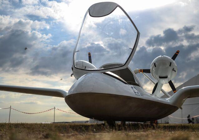 Dron Chirok de la fabricación rusa